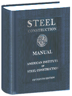 AISC Steel Construction Manual 15th Edition