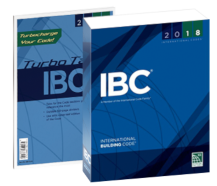 International Building Code (IBC) and Tab Combo