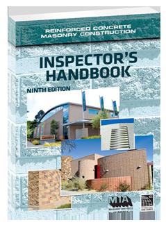 Reinforced Concrete Masonry Construction Inspector's Handbook
