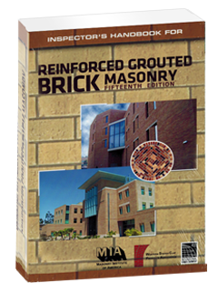 Inspector's Handbook for Reinforced Grouted Brick Masonry