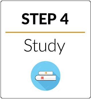 Step 4 Study Step