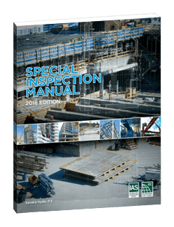 Special Inspection Manual
